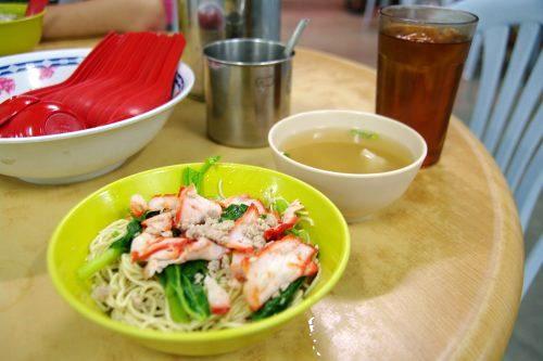【マラッカ】マラッカで一番?ワンタンミーの美味しいお店「HONG SHENG」