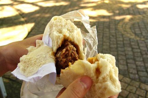 【マレーシア・クチン】クチンで一番美味しい肉まん