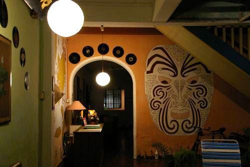 【マラッカ】カンチルゲストハウス(Kancil Guest House)