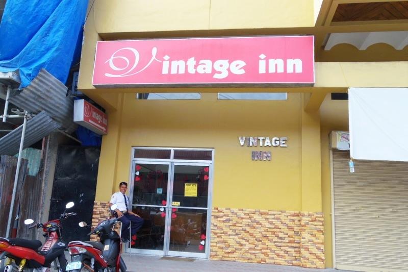 ドゥマゲティ Dumagete ヴィンテージイン Vintage Inn