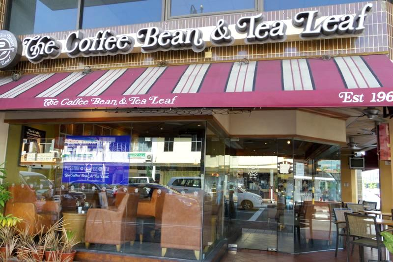 ブルネイ Brunei The Coffee Bean WiFi