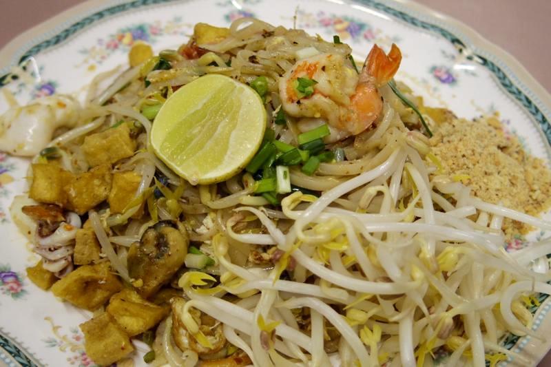 ブルネイ Brunei タイ料理 美味しい