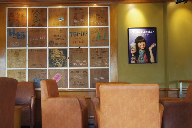 ブルネイ Brunei The Coffee Bean WiFi