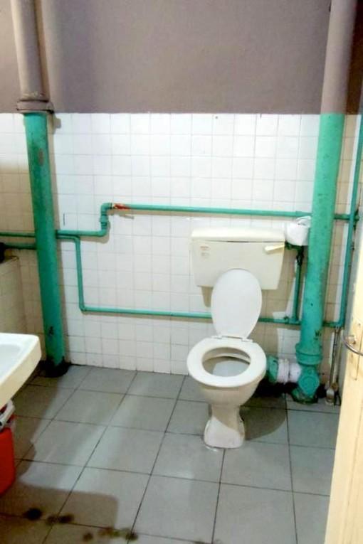 クチン Kuching ゲストハウス 安宿 B&B Inn