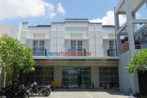 スマラン Semarang 安宿 ホテル City One Hotel Semarang