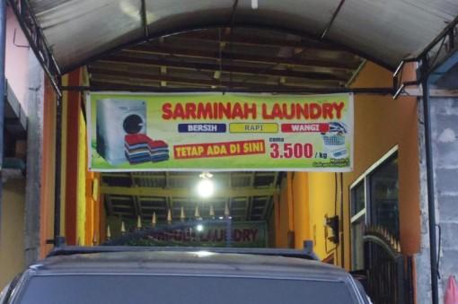 インドネシア クリーニング ラウンドリーサービス 洗濯