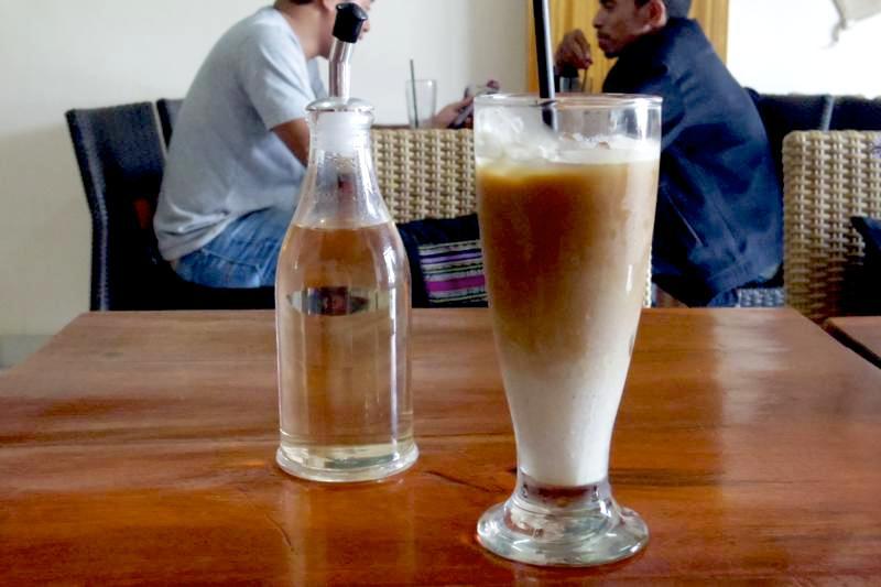 【東ティモール】ディリでローカル価格の本格的なコーヒーが飲めるカフェ