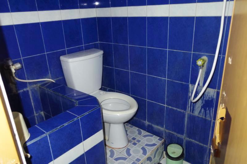 パンガンダラン Pangandaran 安宿 ゲストハウス Mini Tiga Homestay