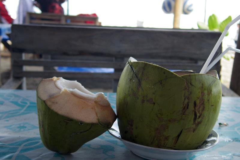 パンガンダラン pangandaran インドネシア ジャワ ビーチ