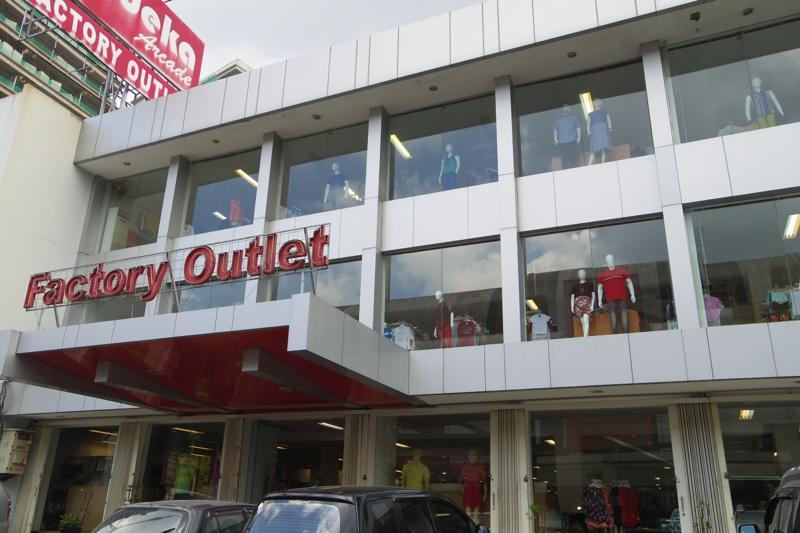 バンドン バンドゥン マーケット アウトレット Pasar Baru