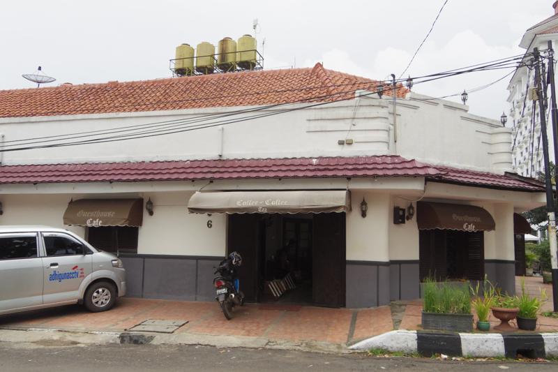 バンドン 安宿 ベニースゲストハウス・バンドン(Venice Guesthouse, Bandung