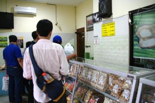 ソロ Solo スラビ Serabi インドネシア お菓子 スイーツ
