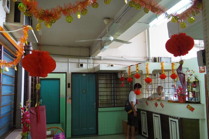 イポー 安宿 ホテル ホンヒンホテル Hong Hin Hotel