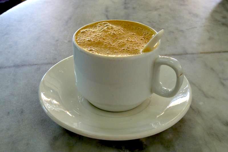 【イポー】白珈琲で有名なオールドタウンの本店『南香茶餐室』