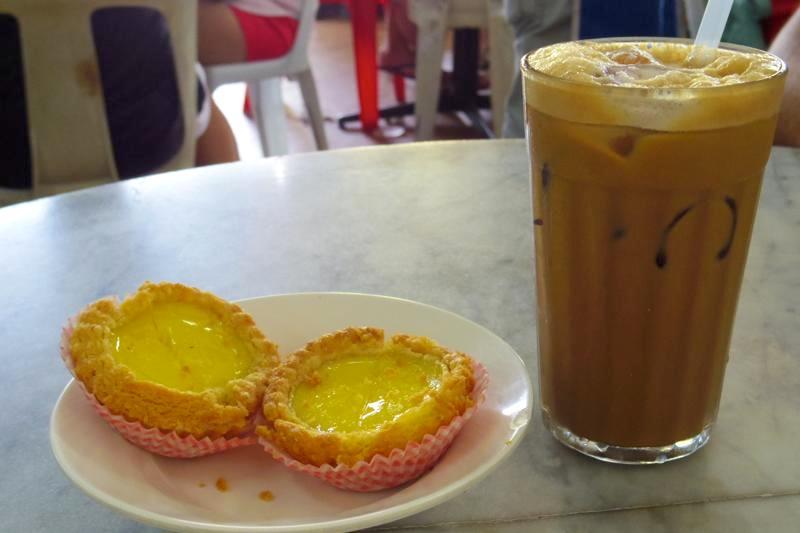 イポー オールドタウン 南香茶餐室 ホワイトコーヒー 白珈琲