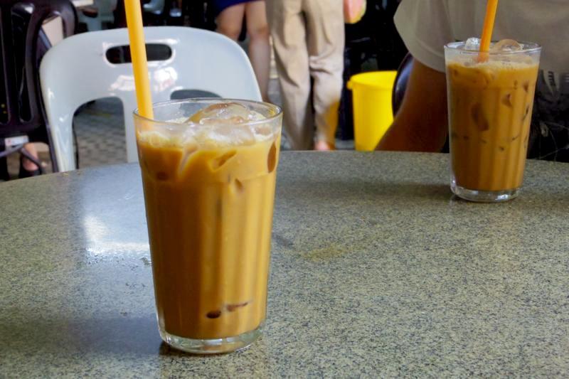 【イポー】美味しい白珈琲は、南香茶餐室 だけじゃない!『新源隆茶室 SIN YOON LOONG』も美味しいです!