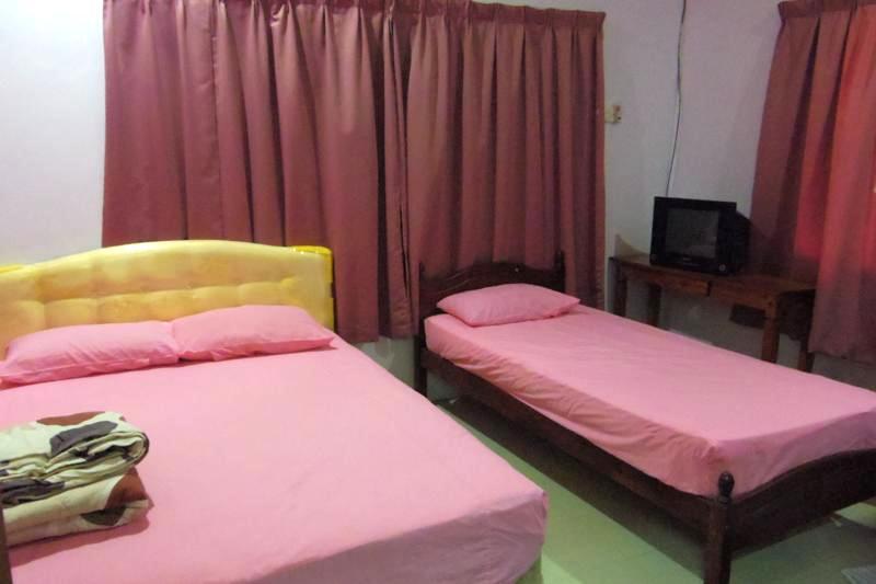【テロックインタン】老夫婦が経営する居心地の良い安宿 キューキューホームステイ(QQ Homestay)