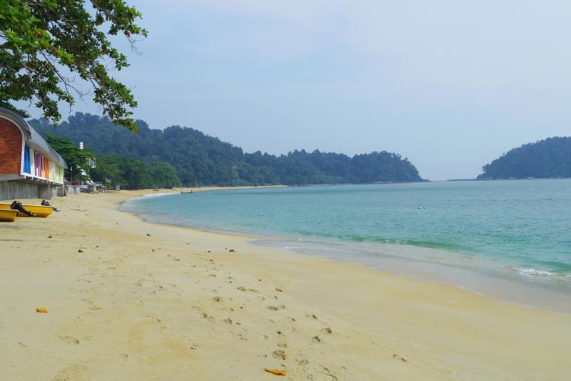 マレーシアのお手軽なローカルリゾート地『パンコール島』