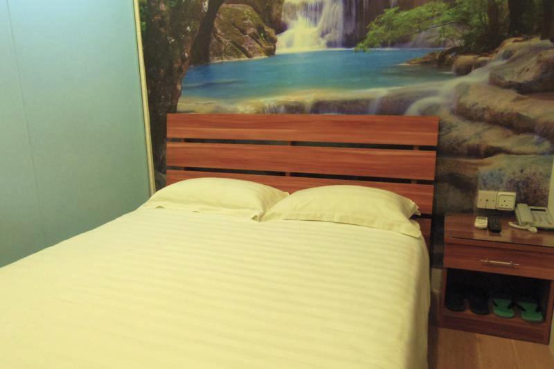 【クアラルンプール】チャイナタウンにあるキレイな安ホテル『Rain Forest Hotel Chinatown』
