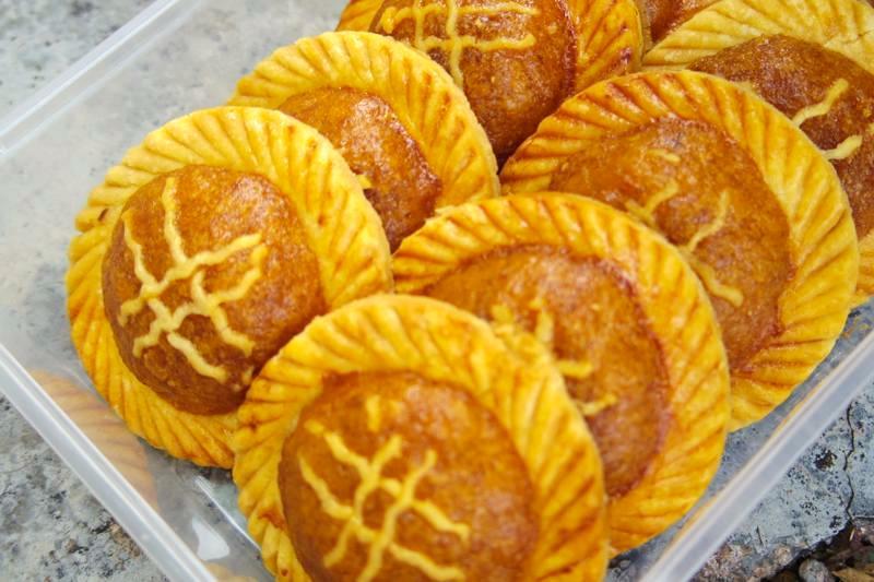 マラッカに来たら一度は食べて欲しい鳳梨酥(パイナップルケーキ)