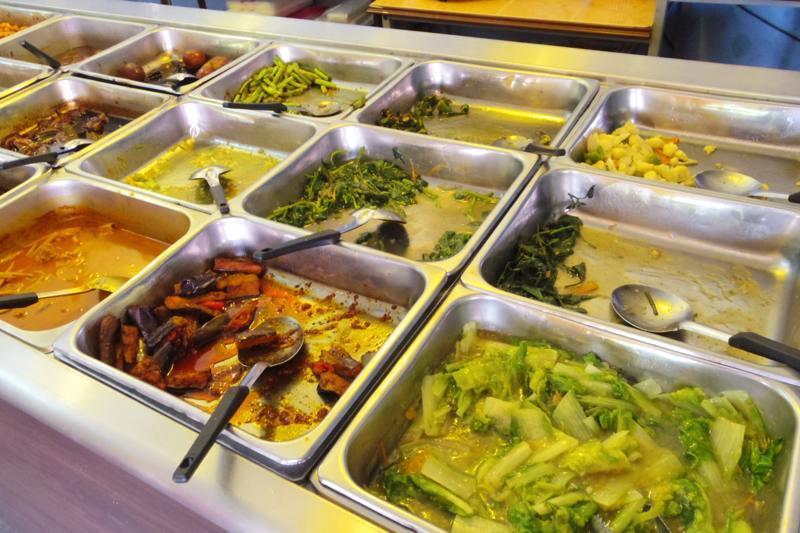 マラッカ 中華 経済飯 古郷味粥飯店 Ku Xiang Wei