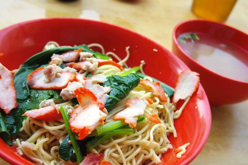【マラッカ】とても美味しいワンタンミー屋さん『鴻昇ホンセン(Hong Sheng)』