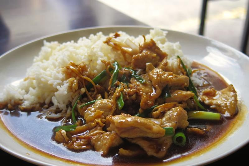 【マラッカ】チャイナタウンにあるご飯とおかずのセット中華『36飲食』