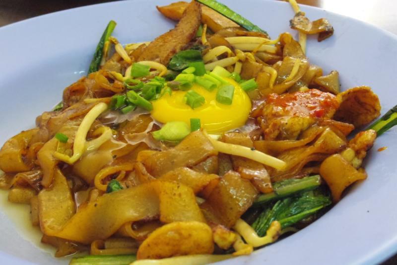 マラッカ 中華 定食 チャイナタウン 36飲食