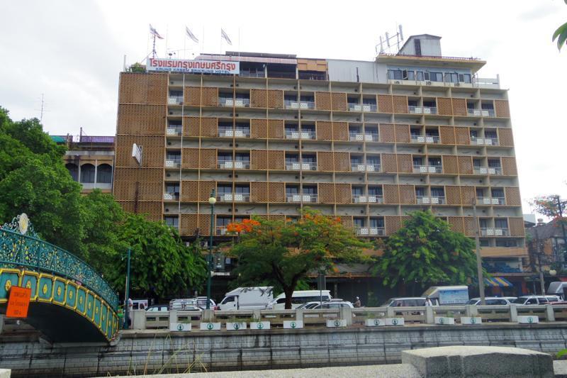 バンコク駅 ファランポーン駅 安宿 京華大旅社 ザ クルンカセム スリクルン ホテル The Krungkasem Srikrung Hotel