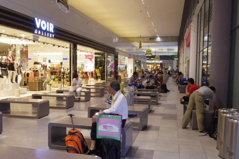 エアーアジア 空港 KLIA2 クアラルンプール マレーシア