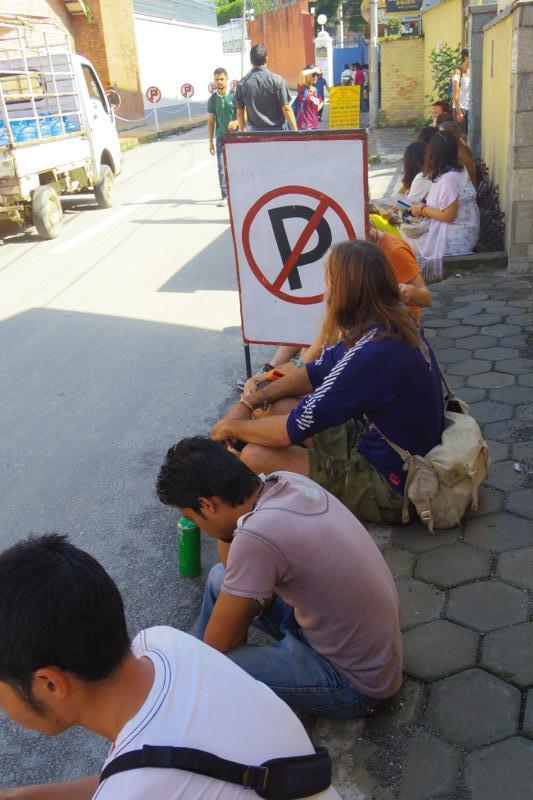 ネパールカトマンズ インドビザ申請 取得方法 必要書類