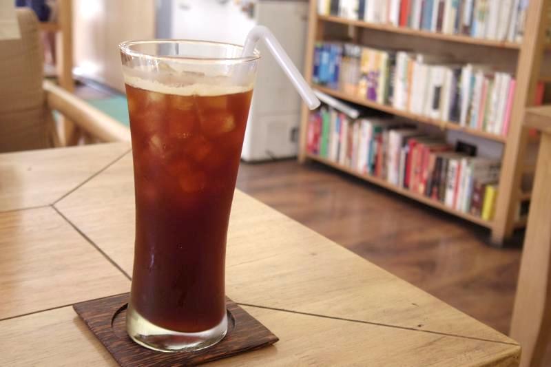 カトマンズ タメル カフェ 美味しいコーヒー THE COFFEE