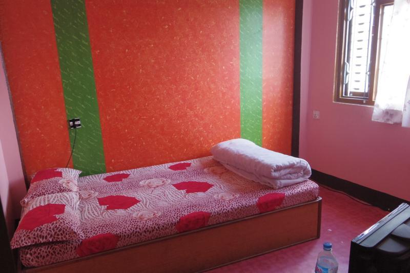 【タンセン】バスターミナル徒歩数分にある清潔な安宿『ホテルタンセン(Hotel Tansen)』