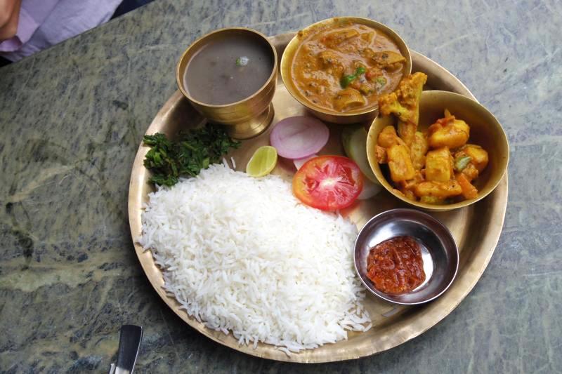 【タンセン】タンセン唯一のおしゃれ高級レストラン『ナングロウェスト(Nangro West)』