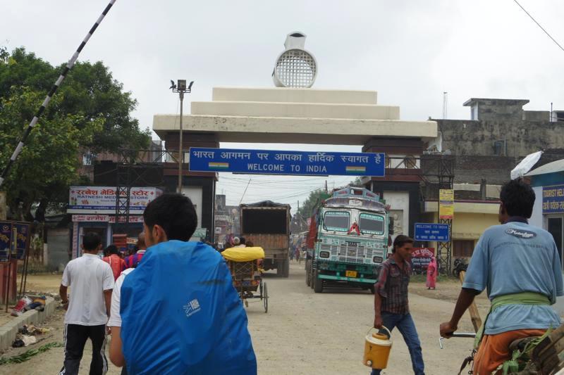 【スノウリ国境】ネパール・ルンビニーからインド・ゴラクプールまで最安値で行く方法