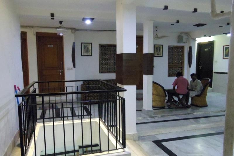 デリー 安宿 アジャイゲストハウス Ajay Guest House