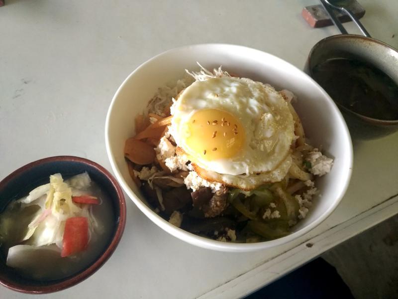 【ダラムサラ】美味しいのは韓国料理だけじゃない!パフェなどスイーツも絶品!『Korean Cafe Ri』