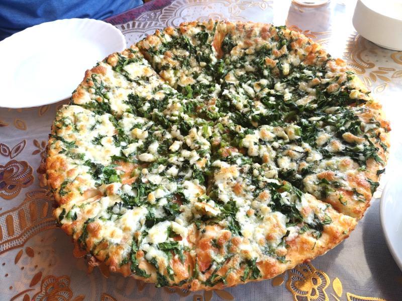 【ダラムサラ】マクロードでチーズが最高に美味しいピザ屋『NAMGYAL RESTAURANT』
