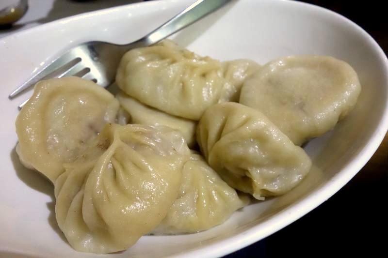 ダラムサラ チベットキッチン Tibet kitchen モモ インドカレー