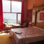 【ダラムサラ】1泊400ルピ〜で泊まれる!眺めがとても素敵な宿『シッダールタ ハウス(Sidharth House)』