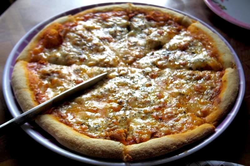 ダラムサラで一番美味しい!絶品の釜戸焼きピザ屋『ユニティービストロピザハウス(UNITY BISTRO PIZZA HOUSE)』