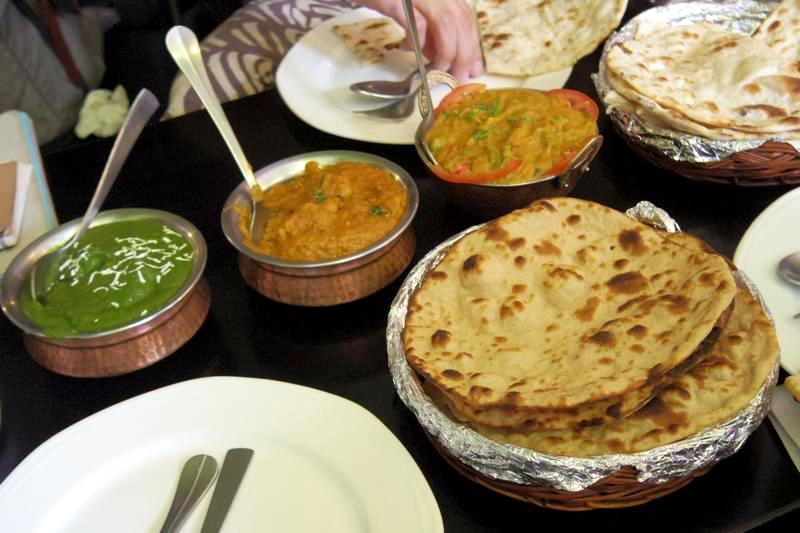 【ダラムサラ】インドカレーやチベット料理が美味しい!『チベットキッチン(TIBET KITCHEN)』