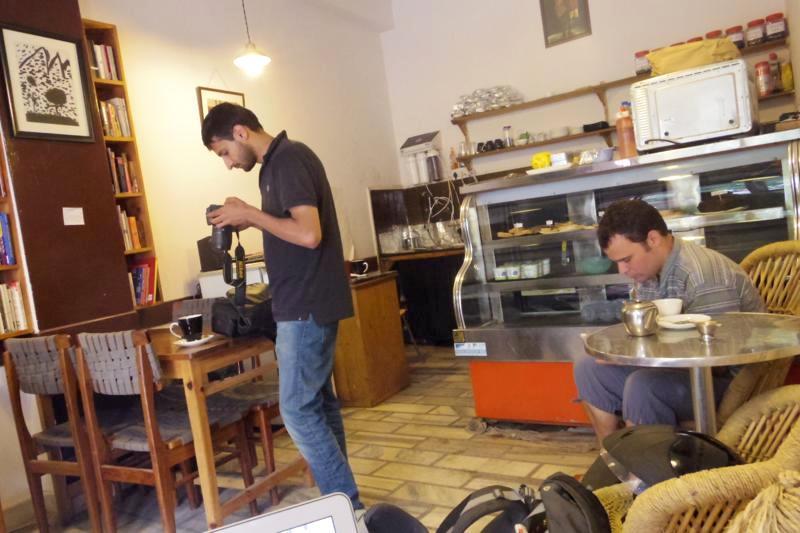 ダラムサラ カフェブーダン Cafe Budan コーヒー