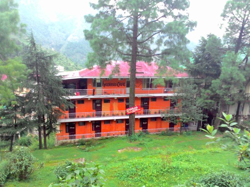 インド ダラムサラ 安宿 シッダールタハウス Sidhath House