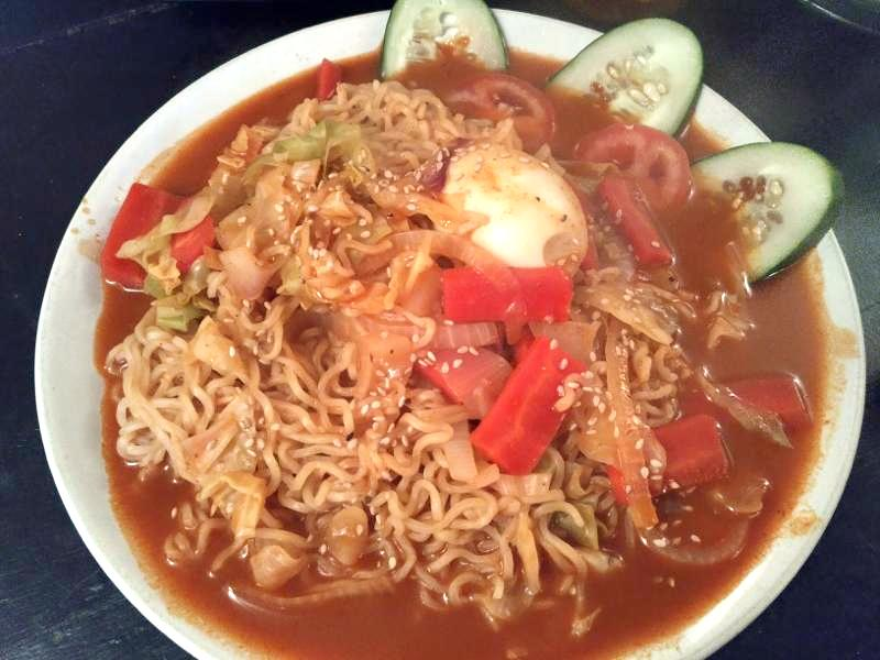 【ダラムサラ】美味しいけどボリュームが凄い韓国料理屋『トケビ (Dokkaebi ) 』