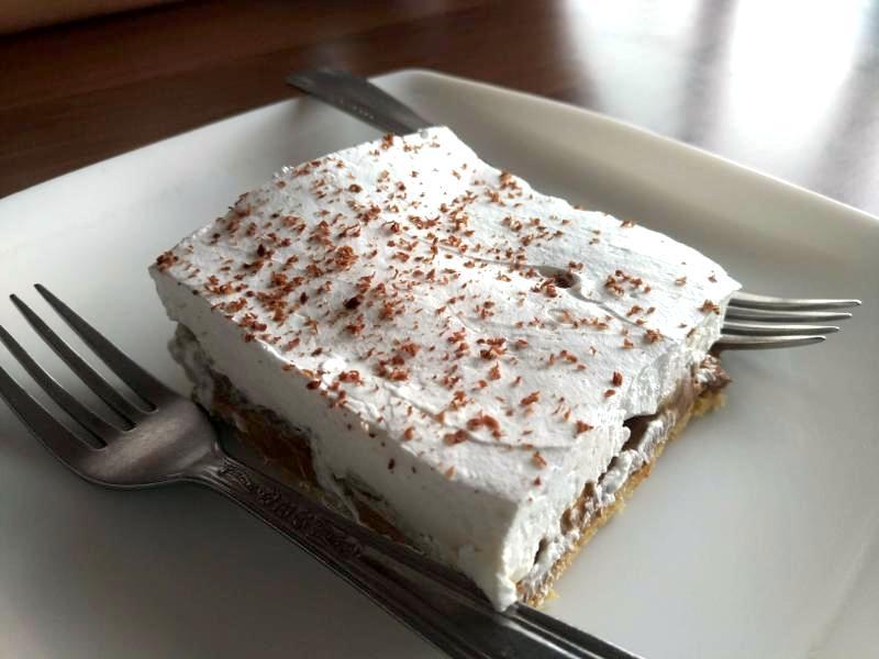ケーキとパスタが美味しい『Nick's Italian Kitchen』