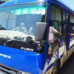 【スリランカ】コロンボからキャンディへバスで移動
