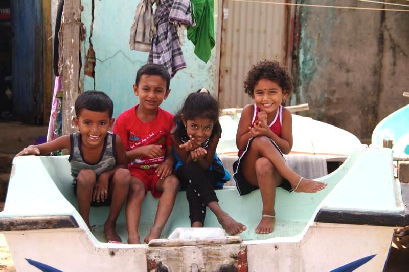 スリランカに来たら是非行って欲しい!人々の笑顔がとても素敵な町『トリンコマリー』