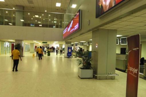 コロンボ 空港