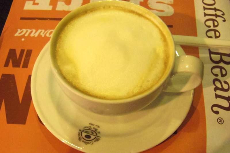 コロンボ 空港 カフェ
